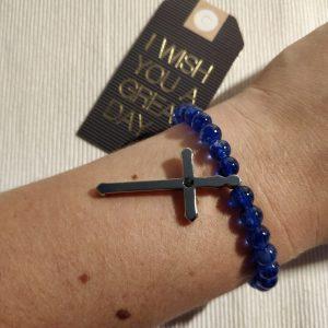 Armbandje 'Faith'