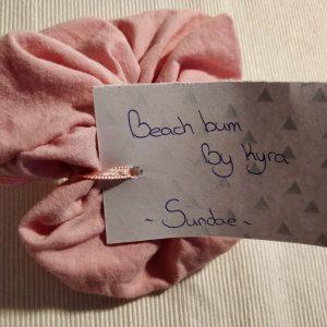 KBBC: scrunchie 'Sundae'