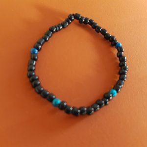 Armband 'blauwe dag'