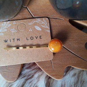 Gouden speld | oranje