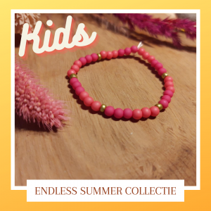 KIDS armbandje 'Flamingo Dreams'
