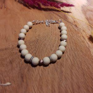 Armband 'Pastel Lily'