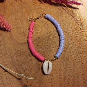 Armband 'Lilac Rose'