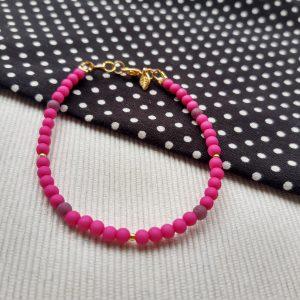 "Armband ""Pink Rae"""