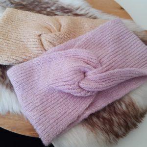 Haarband 'Lila' || Winter