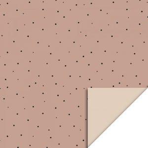 Cadeauzakjes || little dots pink || 5 stuks